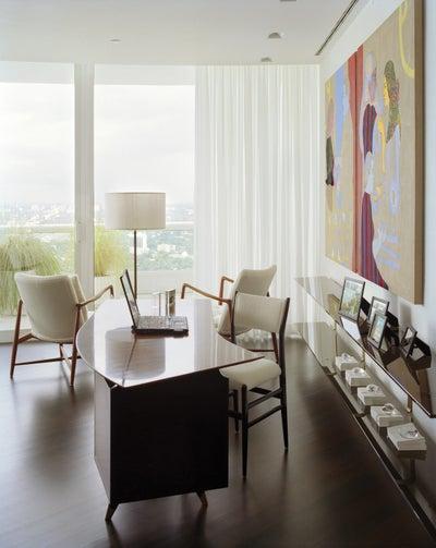 Joe Serrins Architecture Studio - Santa Maria Residence