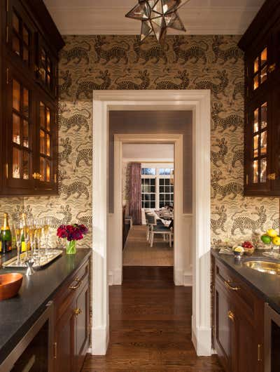 Traditional Bar and Game Room. Westchester by Ashley Whittaker Design.