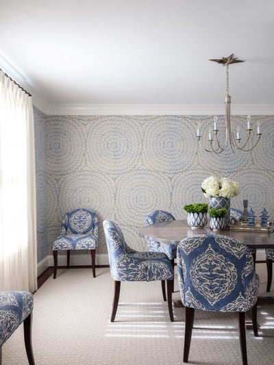 Marika Meyer Interiors - Inspired Play on Pattern