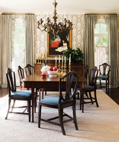 Meg Lonergan Interiors - Cherishing Heirlooms