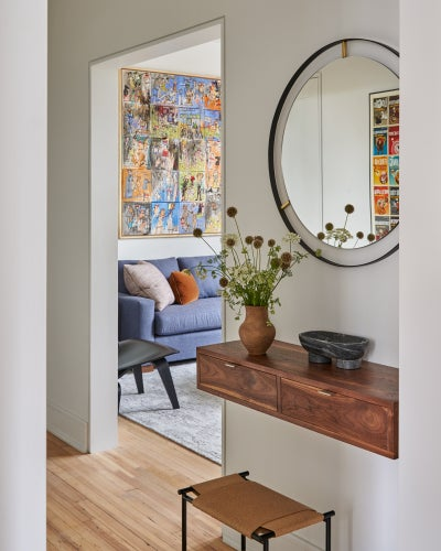 Lewis Birks LLC - Brooklyn Heights Bachelor Pied-a-Terre