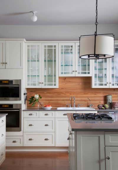 Cottage Kitchen. Avenue H by Cravotta Interiors.