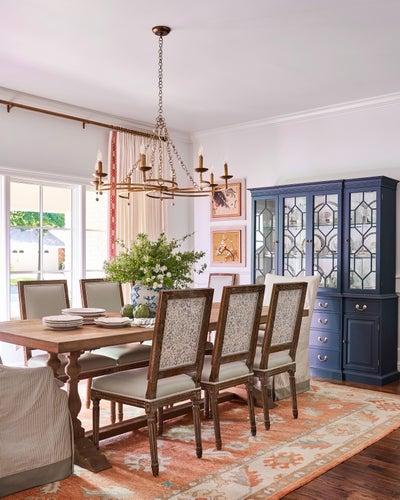 Tori Rubinson Interiors - Traditional Ranch