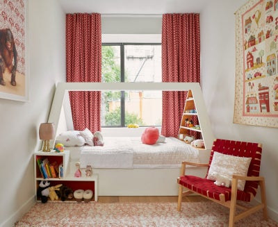 Kati Curtis Design - A Townhouse for a Growing Family