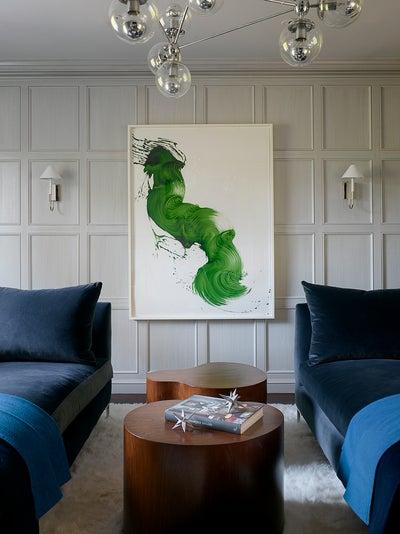 Palmer Weiss Interior Design - Presidio Heights Glamour