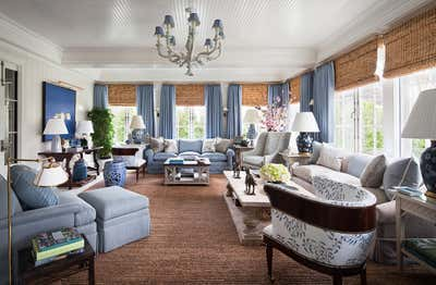 Mark Hampton LLC - Bridgehampton Residence