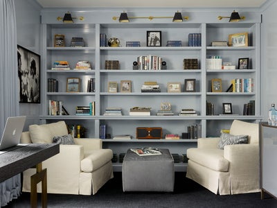 Palmer Weiss Interior Design - Presidio Heights 3