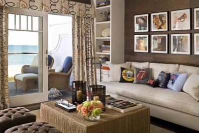 Philip Gorrivan Design - MONTAUK BEACH HOUSE