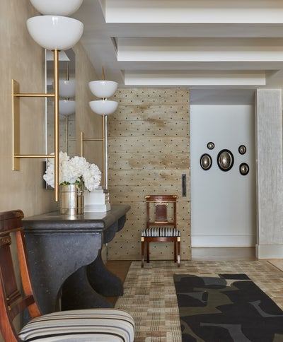 Bennett Leifer Interiors - Greenwich Village Residence – NYC