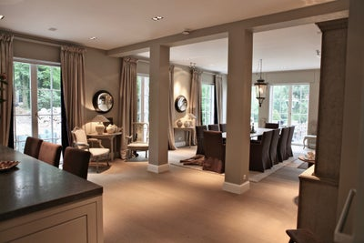 Fuchs Interior Design - Villa