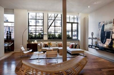 DHD Architecture & Interior Design - Union Square Loft