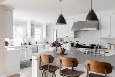Becky Shea Design - port washington farmhouse - long island