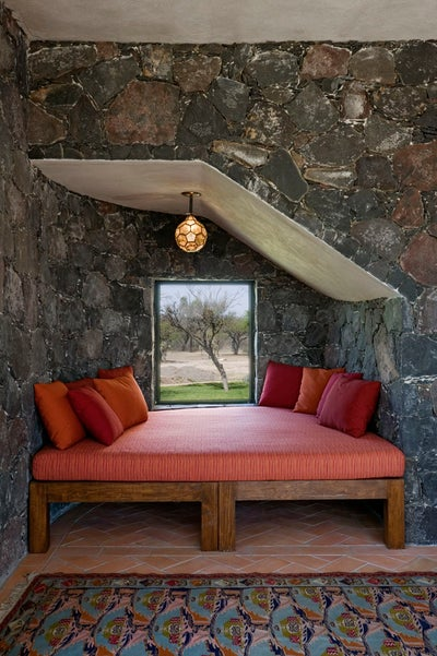 DHD Architecture & Interior Design - Casa San Miguel de Allende - Mexico House