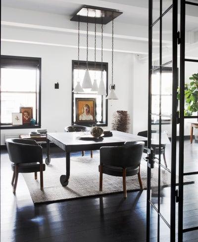 Monique Gibson Interior Design - Tribeca Loft