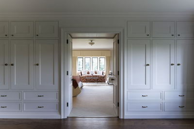 d'Erlanger and Sloan - Oxfordshire Country House