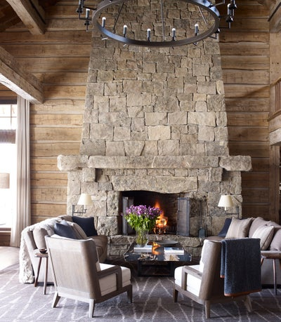 Victoria Hagan Interiors - Montana Ranch