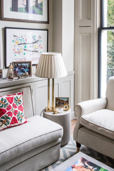 d'Erlanger and Sloan - London Town House