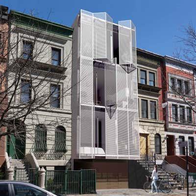 Government/Institutional Exterior. impluvium by MQ Architecture.
