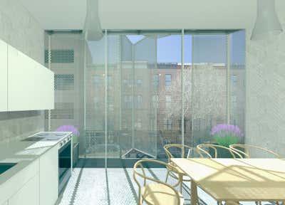 Government/Institutional Kitchen. impluvium by MQ Architecture.