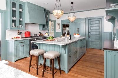 Laura Fox Interior Design - #MaineHarbor