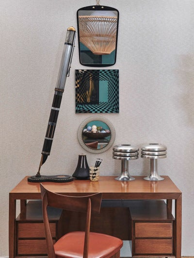 Hubert Zandberg Interiors - At Home with Themes & Variations