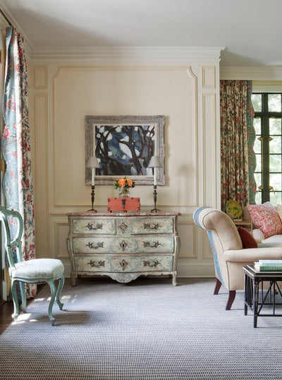 Kevin Isbell Interiors - Greenwich Estate