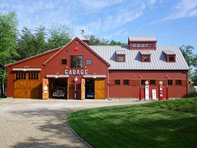 Purple Cherry Architects - Aberdeen Creek Barn