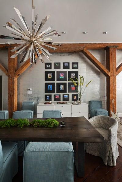 Michael Garvey Interiors - Mill Building Loft