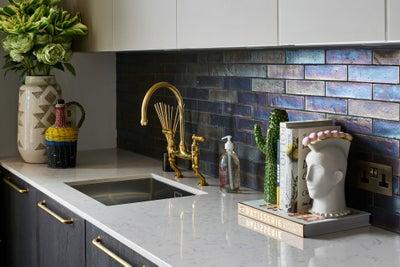 Studio L London - Tribal Influences - New York Loft Style Apartment