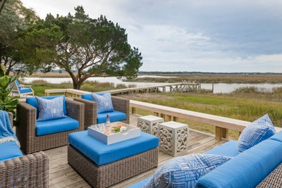 Meg Braff Designs - Sea Island Beach House
