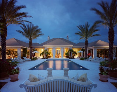 Tom Stringer Design Partners - Gem Island Bahamian Georgian