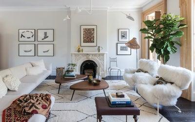 Amy Lau Design - Brooklyn Townhouse
