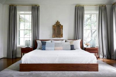 Meg Lonergan Interiors - Parisian Apartment in TX