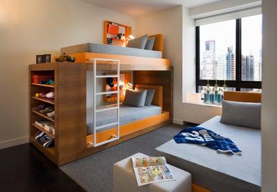 Robert Kaner Interior Design - United Nations Plaza Residence