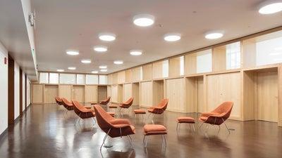 MPdL Studio  - Wellesley College Brackett Reading Room Renovation