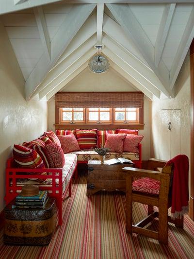 Juan Montoya Design - Fishing Cabin