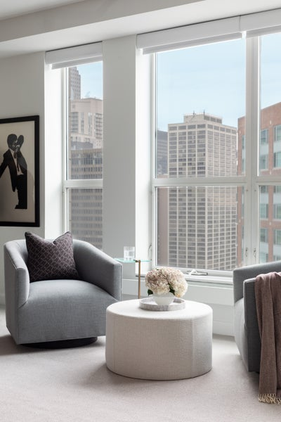 Kate Taylor Interiors - Lake Shore East