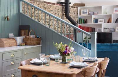 Craftsman Kitchen. Barn Conversion  by Astman Taylor.