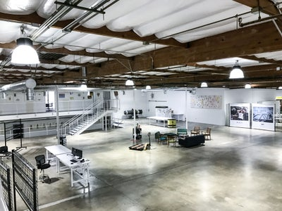 Studio Zung - RVCA Headquarters