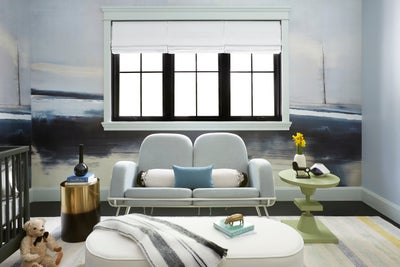 Black Lacquer Design - bel air contemporary