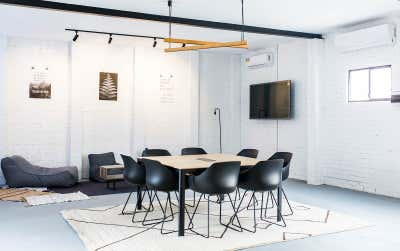 Healthcare Bar and Game Room. EnableAbility Centre by Tailor & Nest.