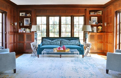 Patricia O'Shaughnessy Design - Lawrence Park, Bronxville