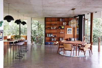 Jesse Bennett Studio - Planchonella House