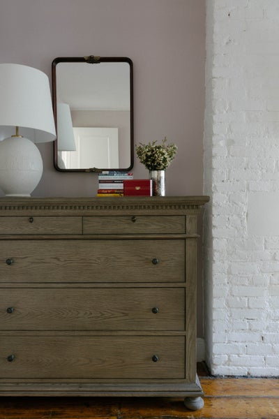 Ariel Farmer Interiors - Perry St Carriage House