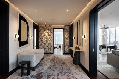 Jasmine Lam Interior Design + Architecture - Manhattan One57