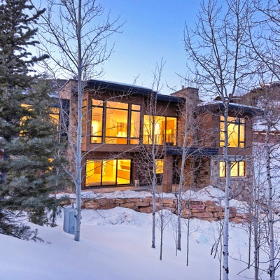 Casa Nu - Park City Custom Contemporary