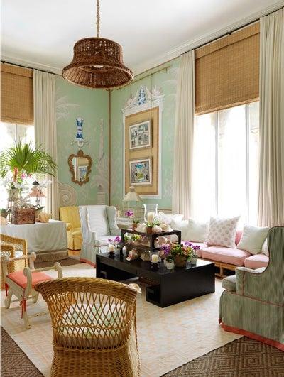 Lindroth Design Co. - Worth Avenue Apartment