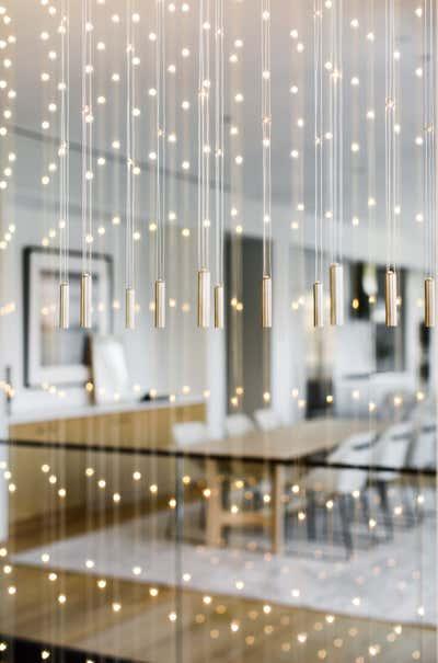 Contemporary Dining Room. Four51 PH by Hacin + Associates.
