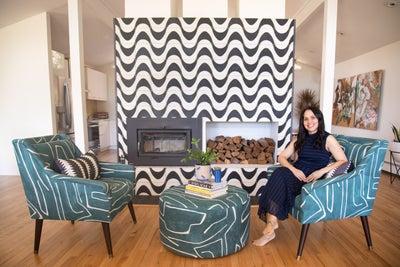 Ana Claudia Design - Hudson Valley Midcentury Modern