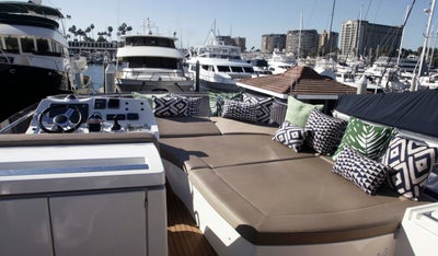 The Luster Kind - Marina Del Rey Yacht